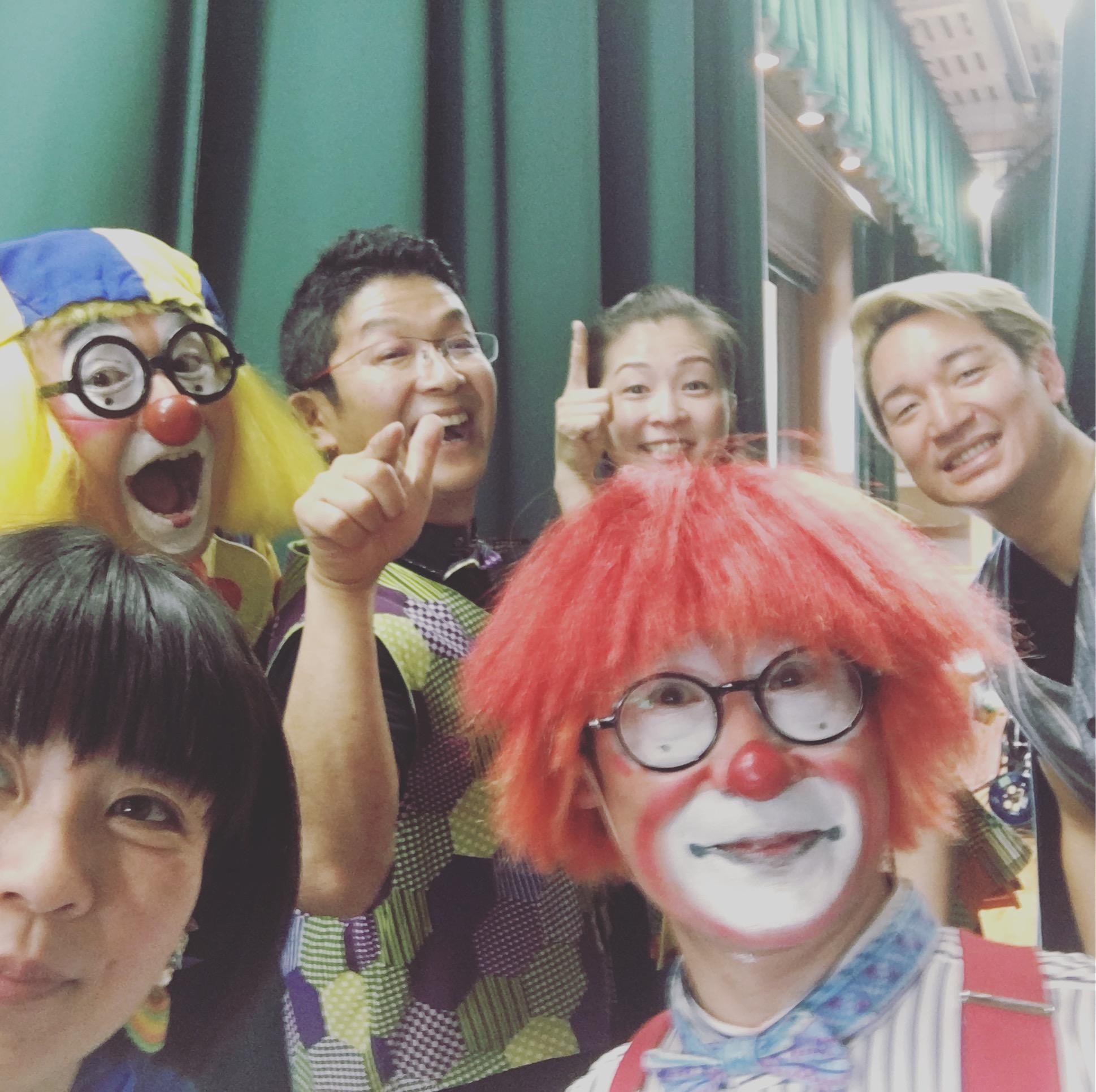 コロポックル&クラウン小学校公演~マリンバ ヴィブラフォン ドラム クラウン~