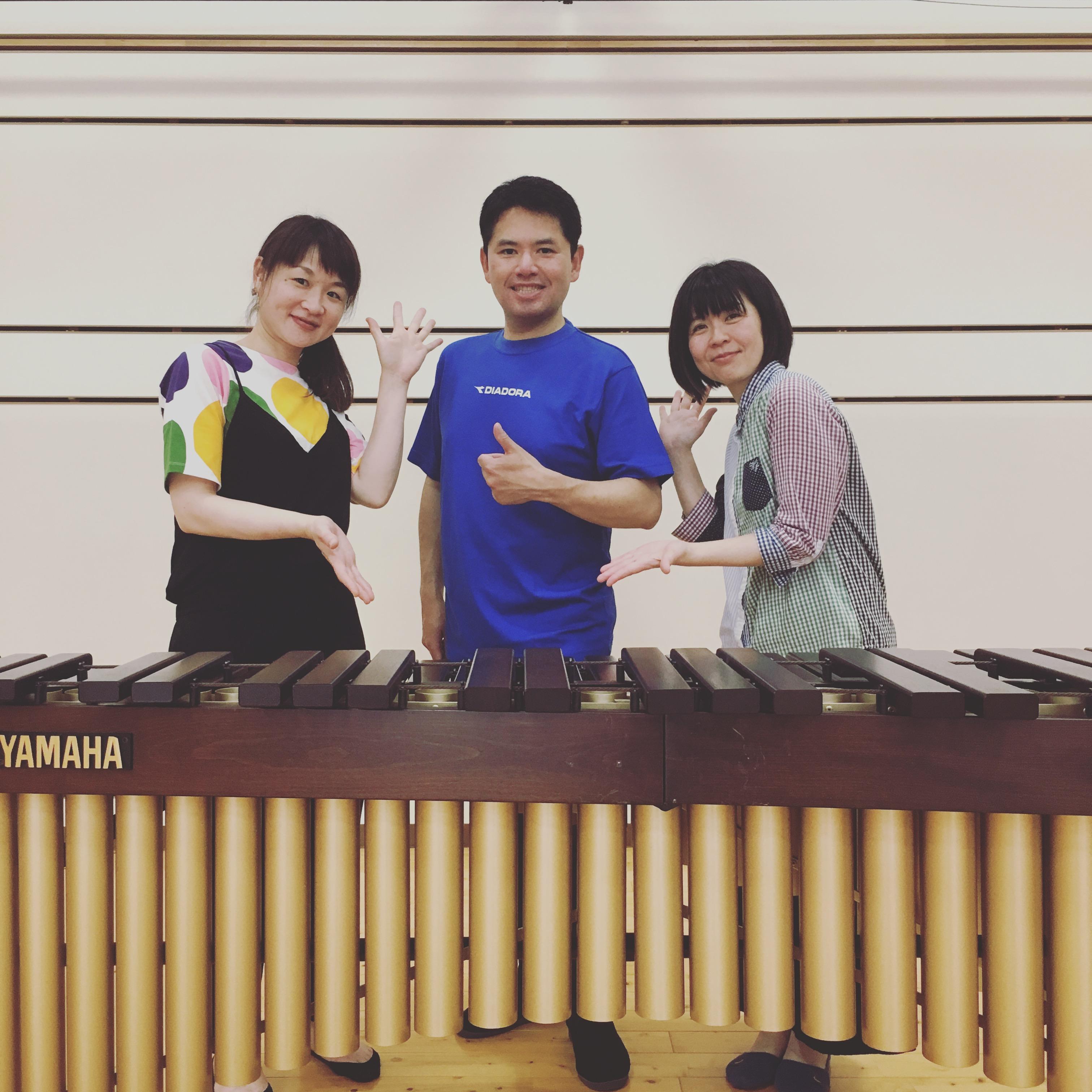 コロポックルの音楽会~テノール マリンバ ピアノコンサート~