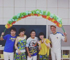 心に届く〜CANTA BAILA小学校公演行ってきました〜