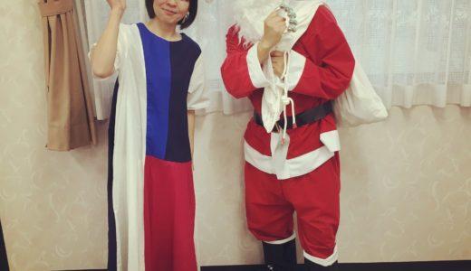 学童のクリスマス会にて〜マリンバコンサート〜