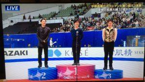 宇野昌磨選手と高橋大輔選手〜全日本フィギュアスケート選手権2018〜