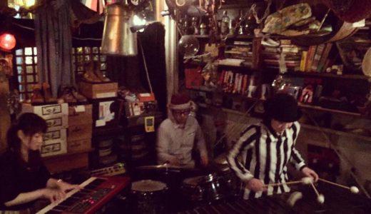 """ナカヒラ ミキヒト""""黒猫酒場""""「シュワルツカッツ」にて〜先日のライブ ありがとうございました"""