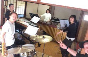 みんなで輪になって〜小学校公演にて〜CANTA BAILA〜